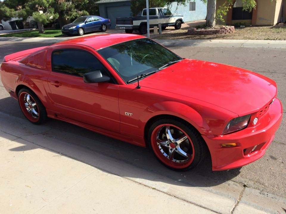 My red pony