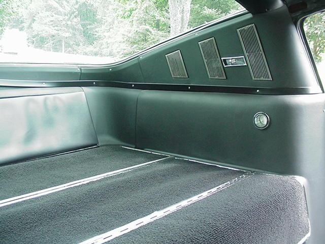 Ford Mustang Photo Gallery 1965 2 2 Fastback Interior