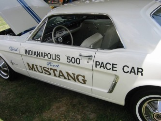 1964 1/2 Indy 500 Pacecar