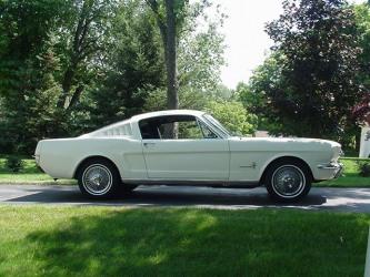1965 2+2 Fastback