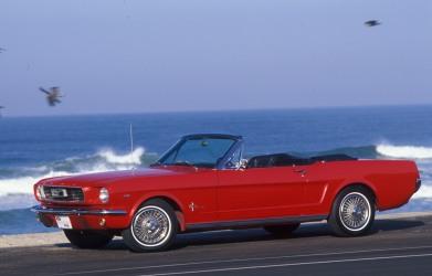 1966 GT convertible