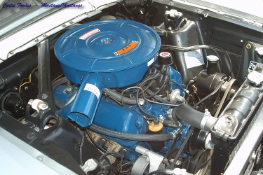 1965 GT 289 engine