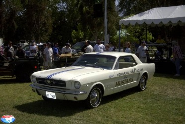 1964 1/2 Indy 500 Pace Car