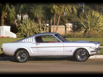 1965 GT Fastback