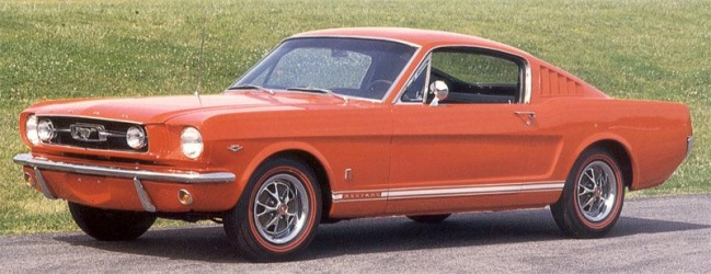 1966 GT Fastback