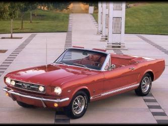1965 - 1966 Mustangs