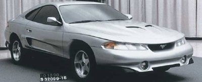 Ford com Mustang Concept Shnack 1994 Photo Gallery Rambo