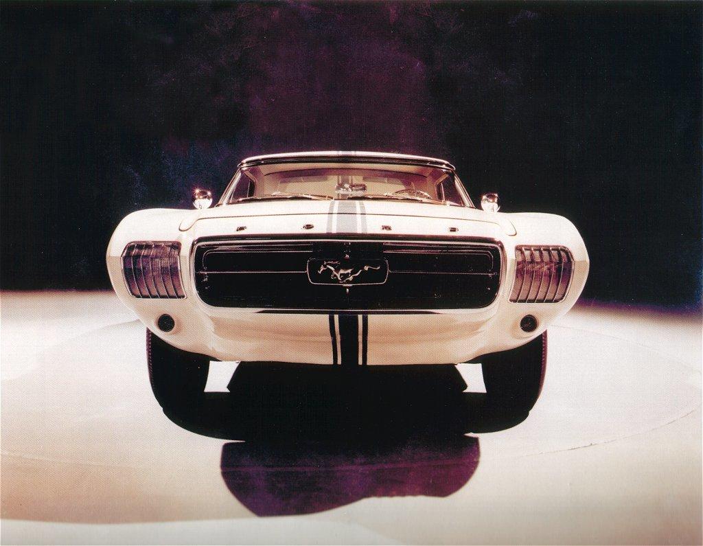 1963 Mustang