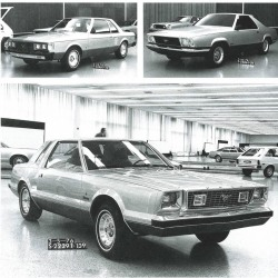 Fox Mustang Concepts