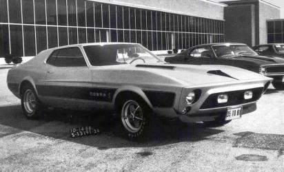 1971 Shelby Prototype
