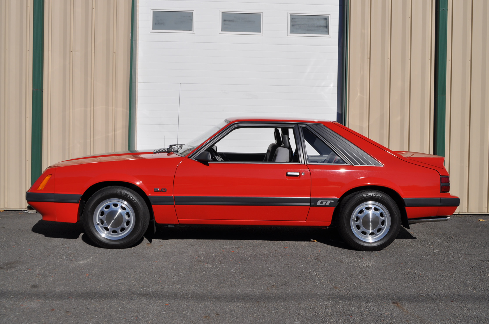 Ford Mustang Photo Gallery 1985 Mustang Gt Shnack Com