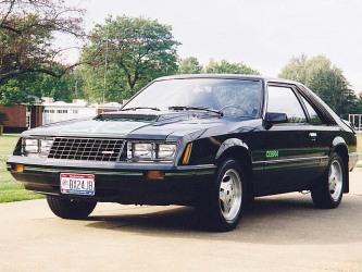 1979 - 1993 Mustangs