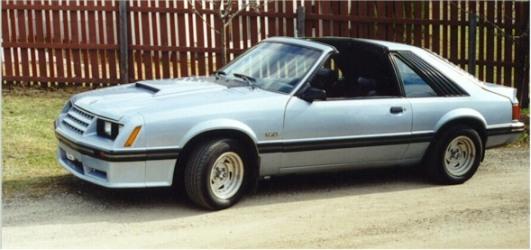 1982 GT T-Top
