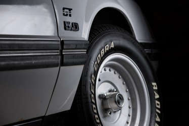 1984 Mustang GT Wheels