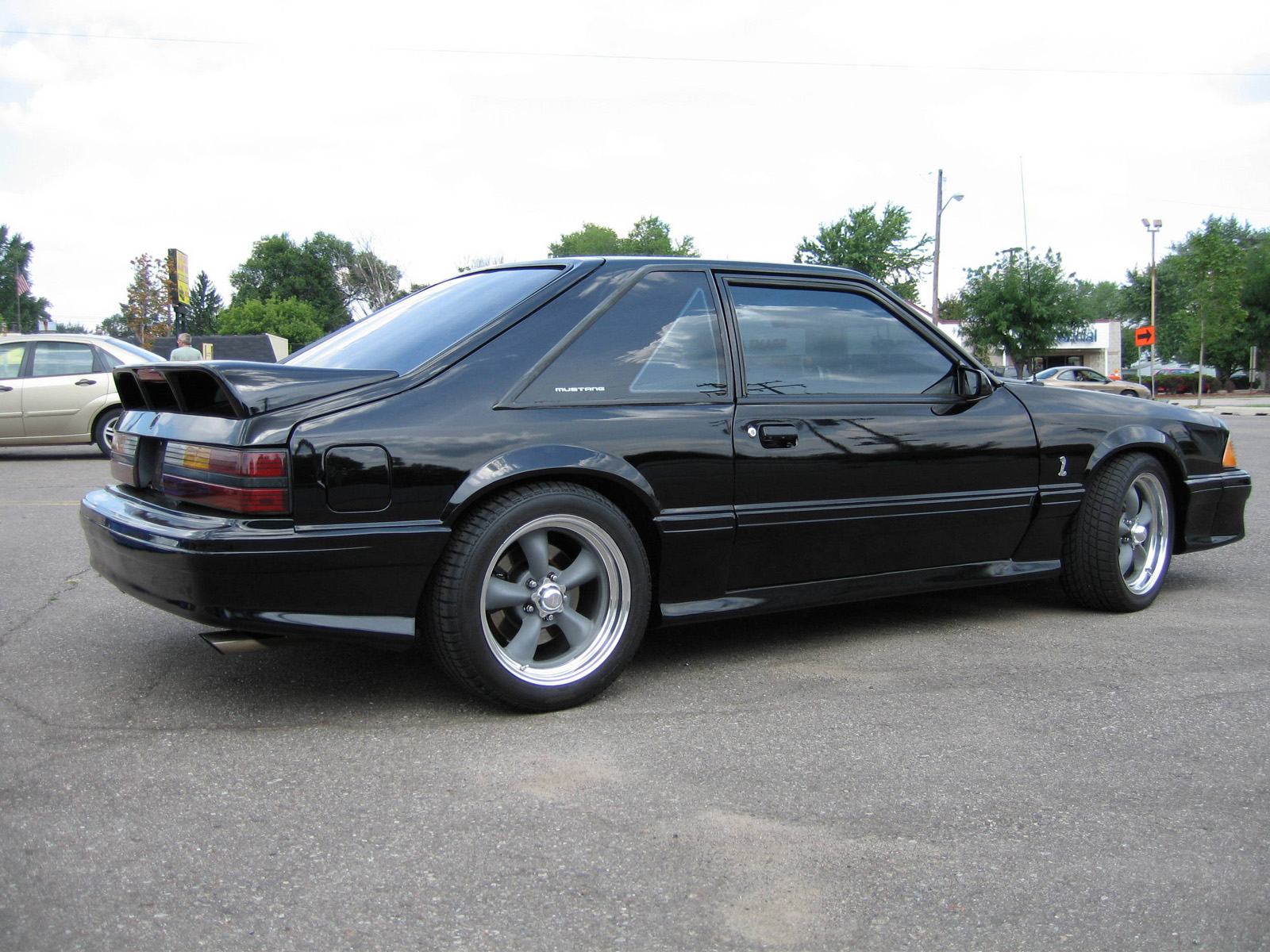 89 Ford Mustang Fox Body Car Autos Gallery
