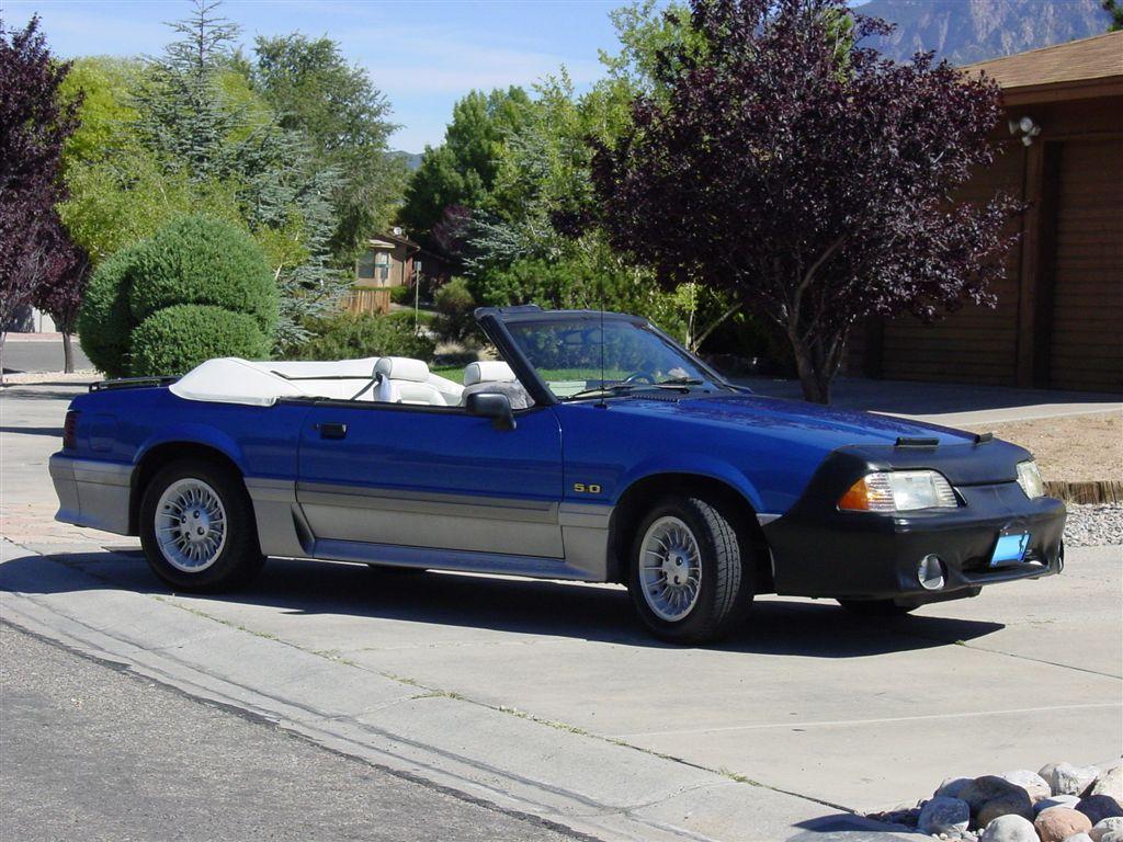 Ford Mustang History 1990 Shnack Com