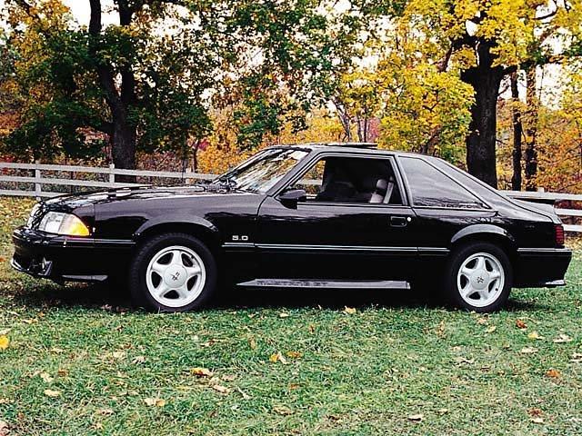 Ford Mustang History 1992  Shnackcom