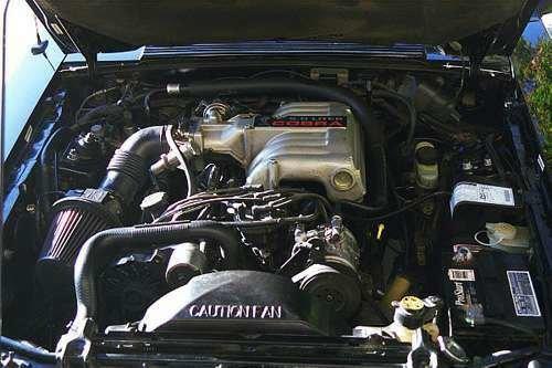 Ford Mustang History: 1993 | Shnack.com