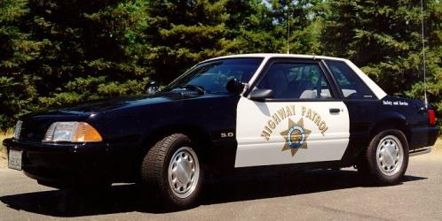 199x CHP Mustang LX 5.0