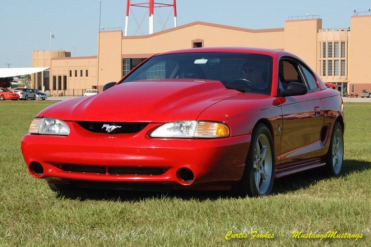Ford Mustang Photo Gallery 1997 Cobra Shnack Com