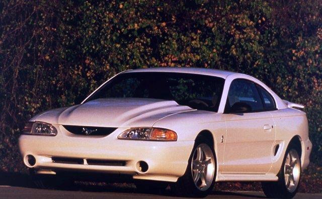 Ford Mustang History 1995 Shnack Com