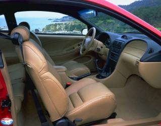 1994 Cobra Interior