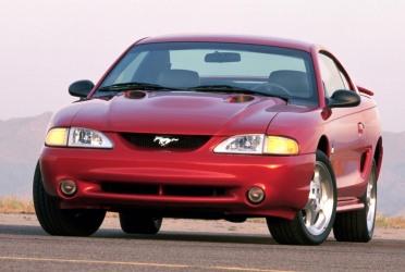 1994 - 1998 Cobras