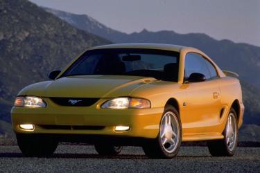 1994 - 1998 Mustangs