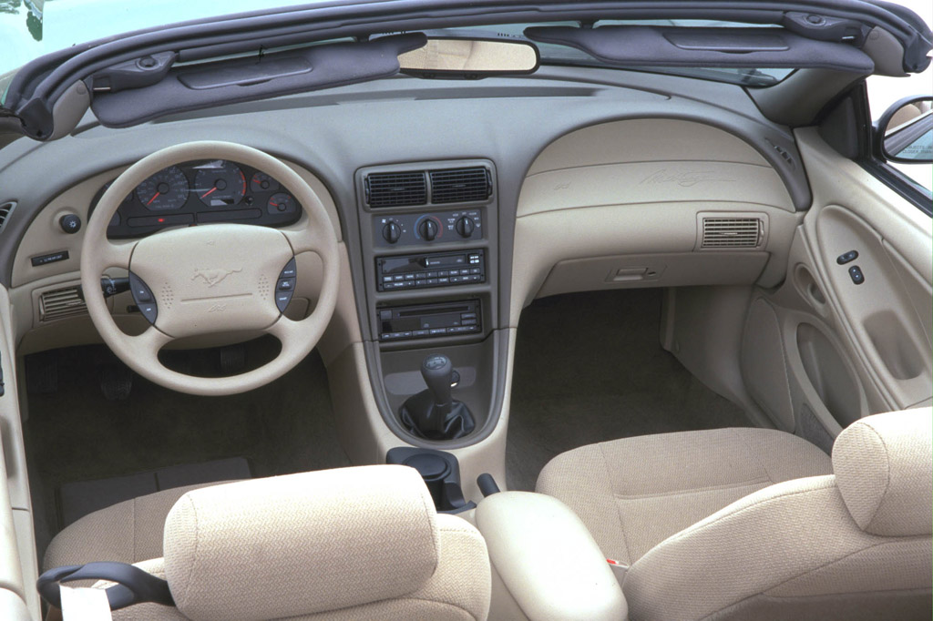 Ford Mustang Photo Gallery 2000 Interior Shnack Com