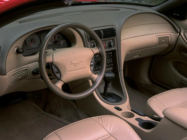 Ford Mustang History 2001