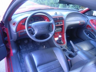 My 2002 Mustang GT