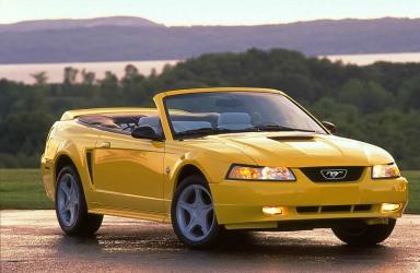 1999 - 2004 Mustangs