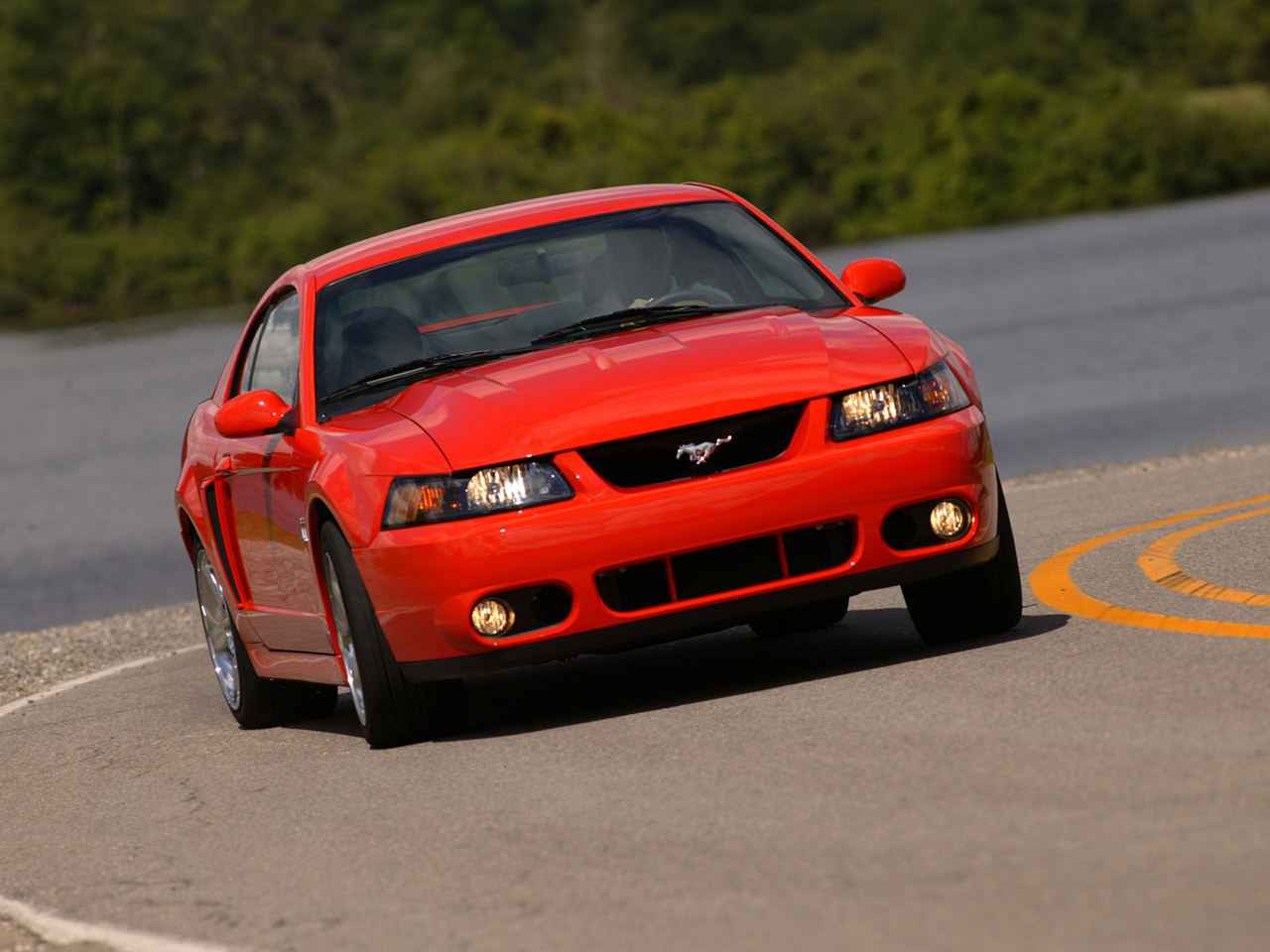 2004_Ford_SVT_Mustang_Cobra_Red_Curve_12