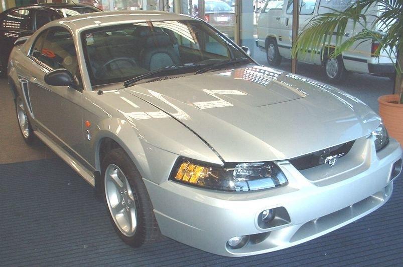 Ford Mustang History: 2002   Shnack.com