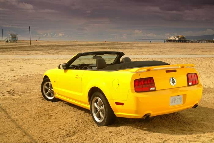 Ford Mustang History 2005 Shnack Com