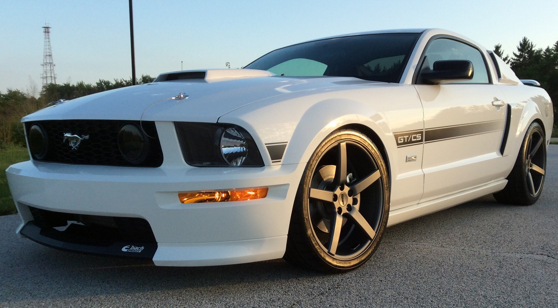 Ford Mustang Photo Gallery 2007 Gtcs Shnack Com