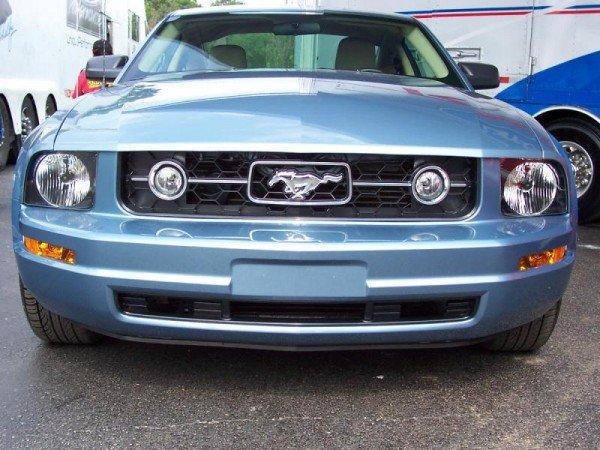 Ford Mustang History 2006  Shnackcom