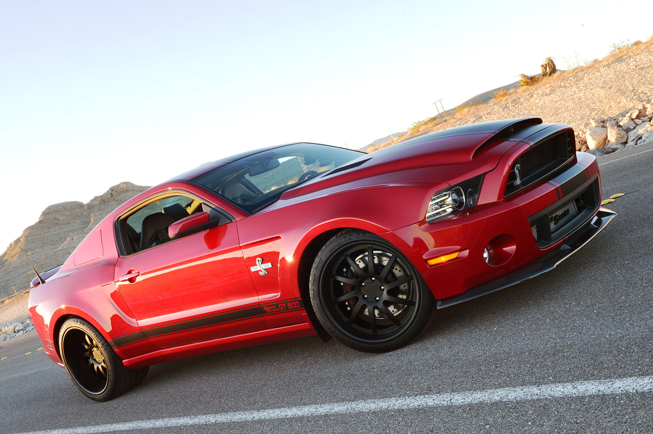 2013 GT500 Super Snake Wide Body | Ford Mustang Photo ...