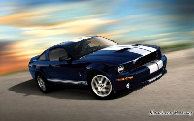 2008 Shelby GT500 (widescreen)