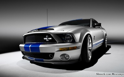 2008 Shelby GT500KR (widescreen)
