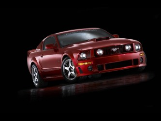 2005 Roush Mustang