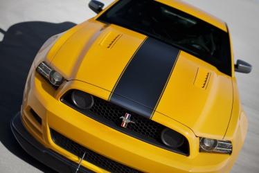 2012 - 2014 Boss Mustangs