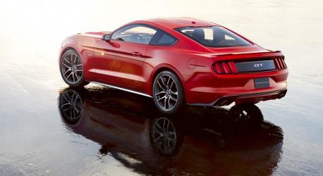 2015 Mustangs