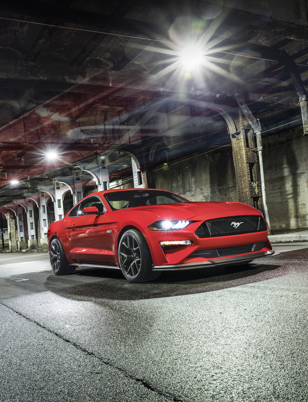 2018 GT Performace Pack Level 2