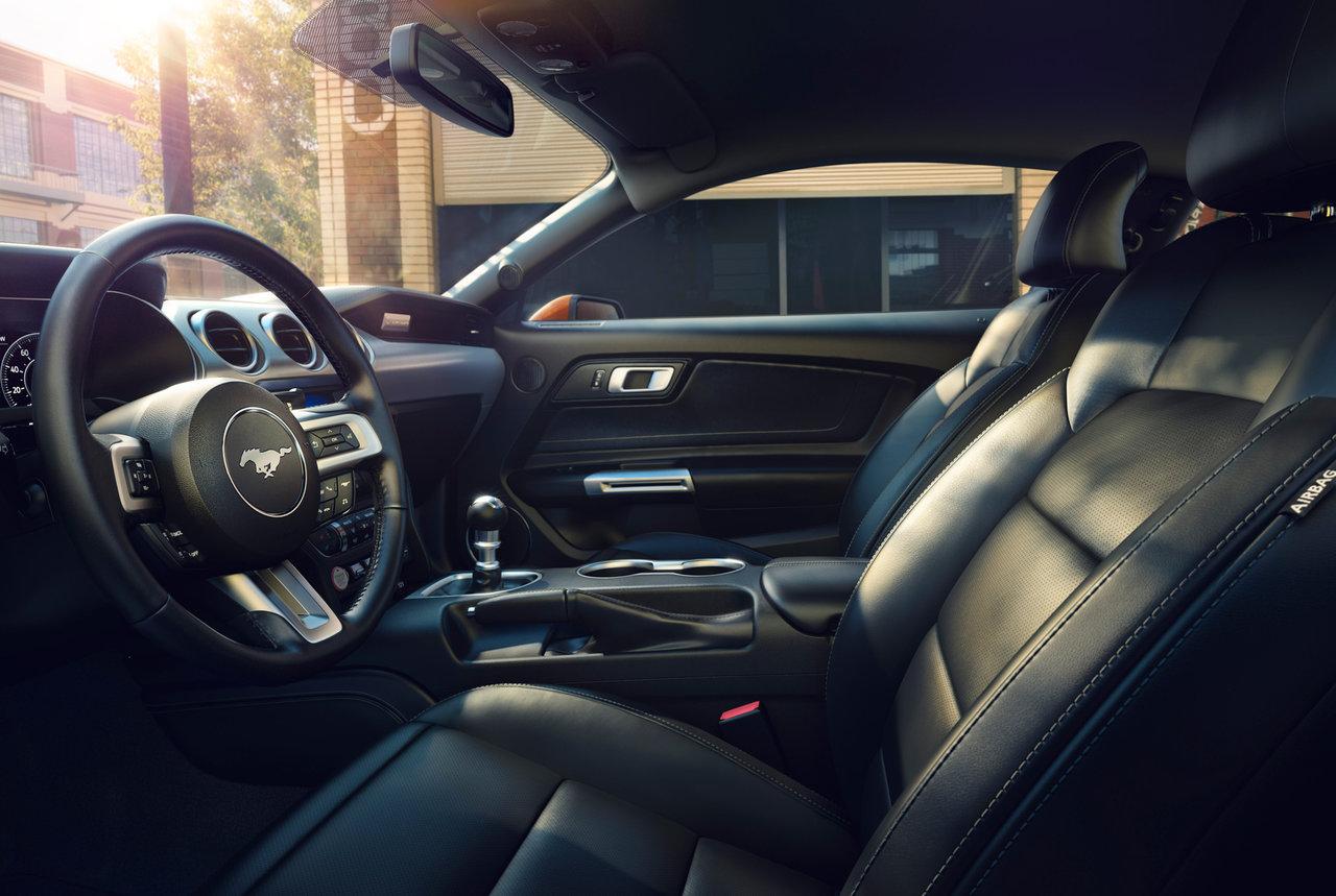 2018 Mustang GT Interior
