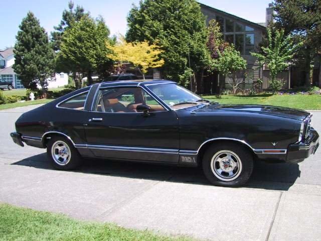 Ford Mustang History 1977 Shnack Com