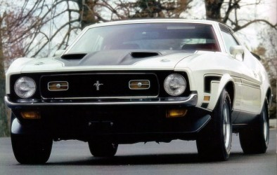 1971 Boss 351