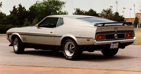 1971 Mach 1
