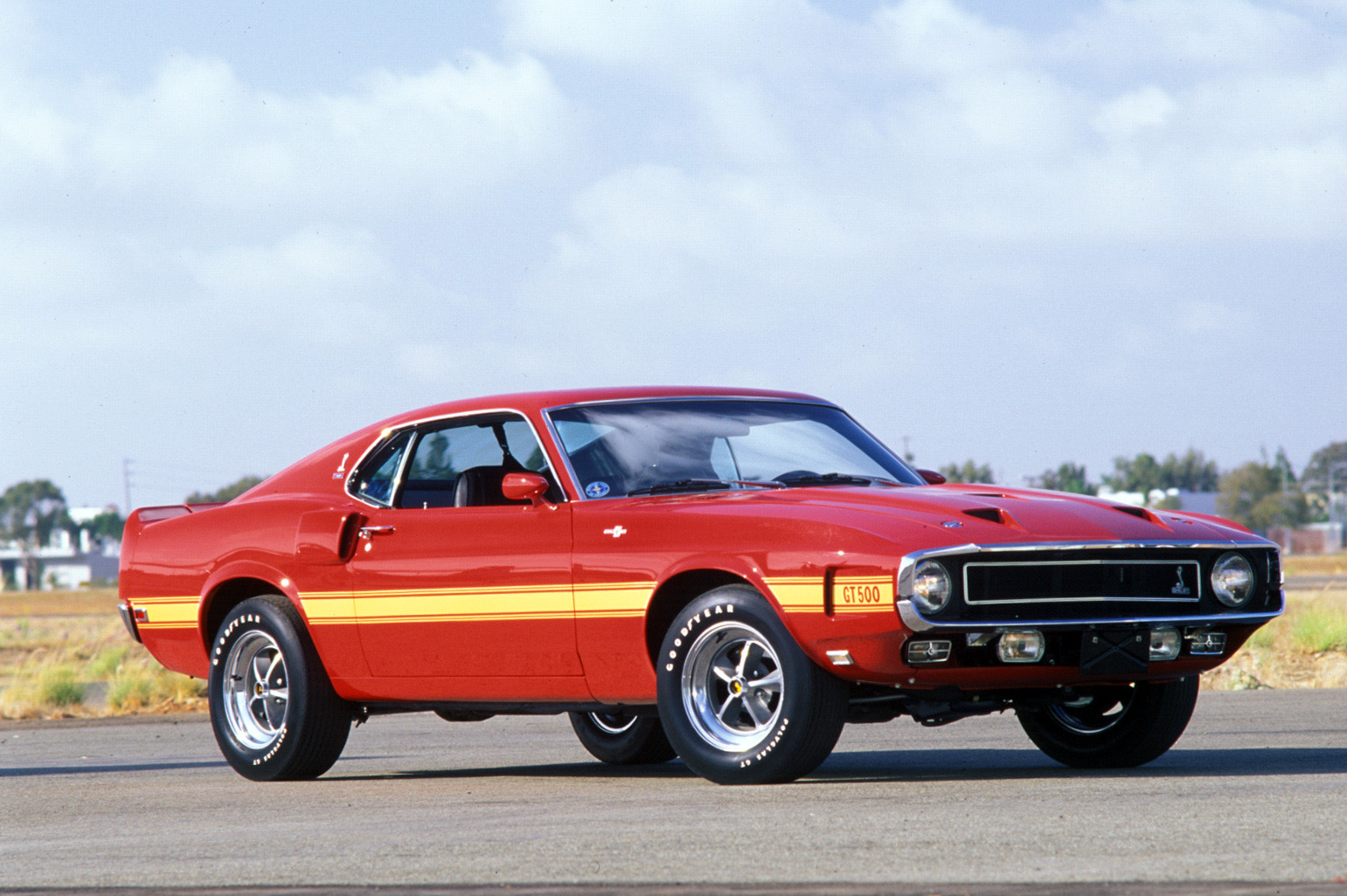 Ford Mustang Photo Gallery: 1969 Shelby GT500 | Shnack.com