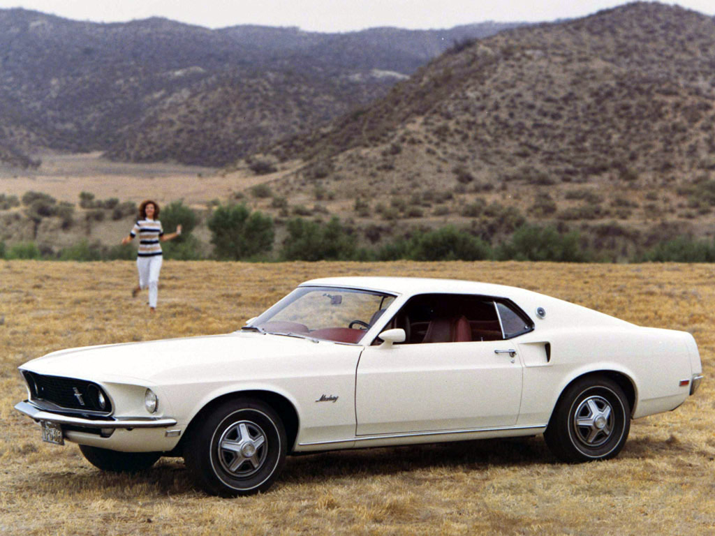 Ford Mustang History 1969 1970 Torino Gt Fastback